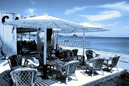 beach blue cafe