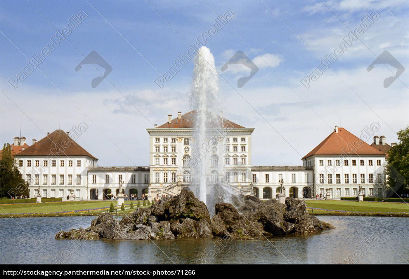 nymphenburg, castle - 71266