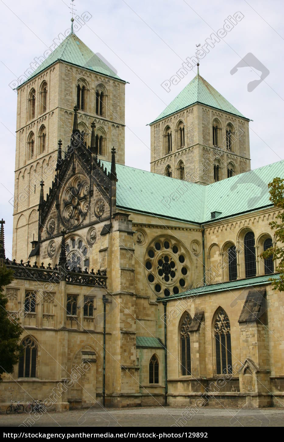 st., paul, cathedral, muenster - 129892