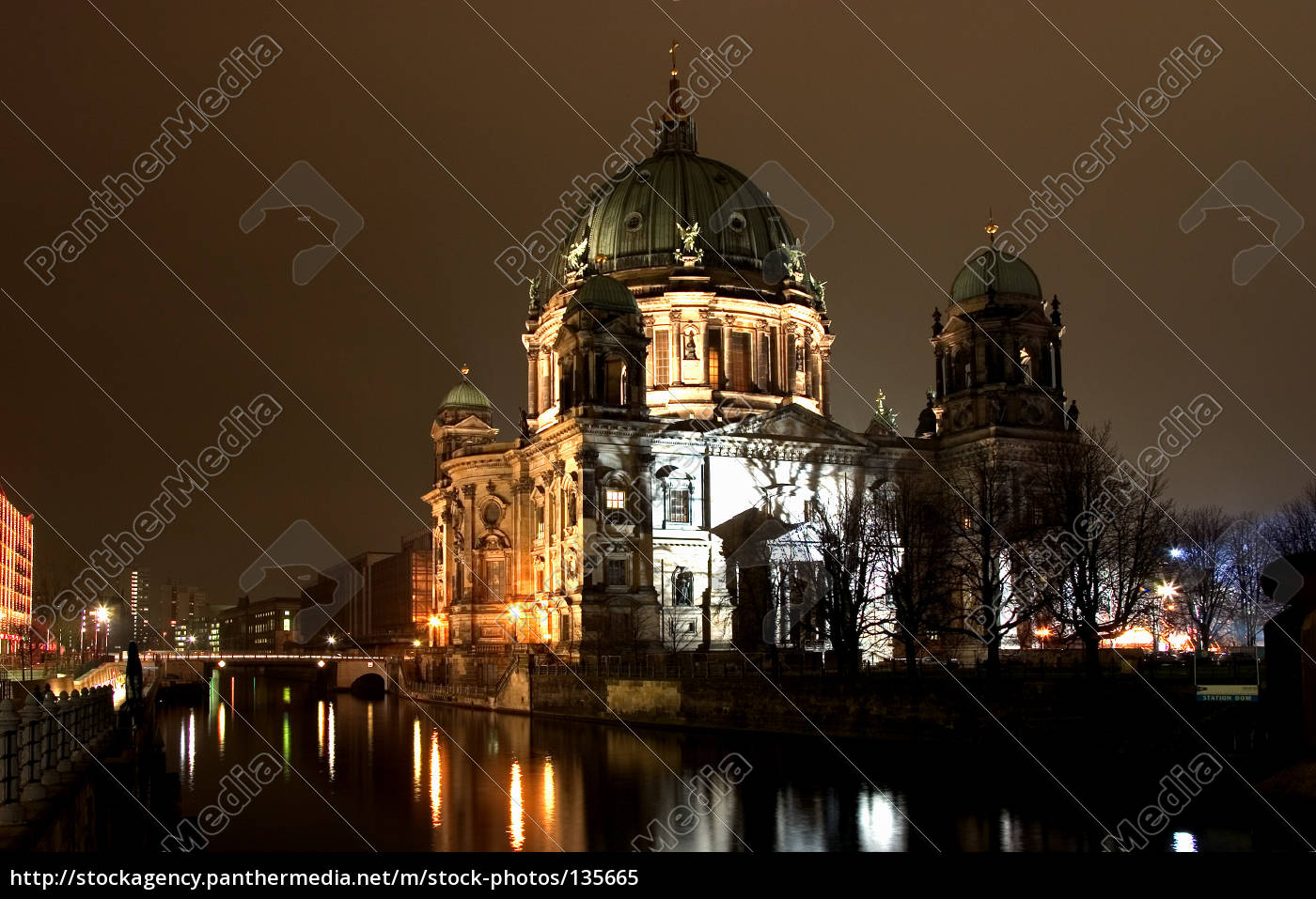 berlin, cathedral, 26 - 135665