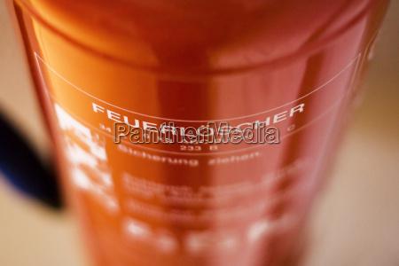 extinguisher, i - 153963