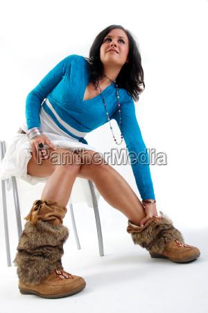 teen, pose - 155221