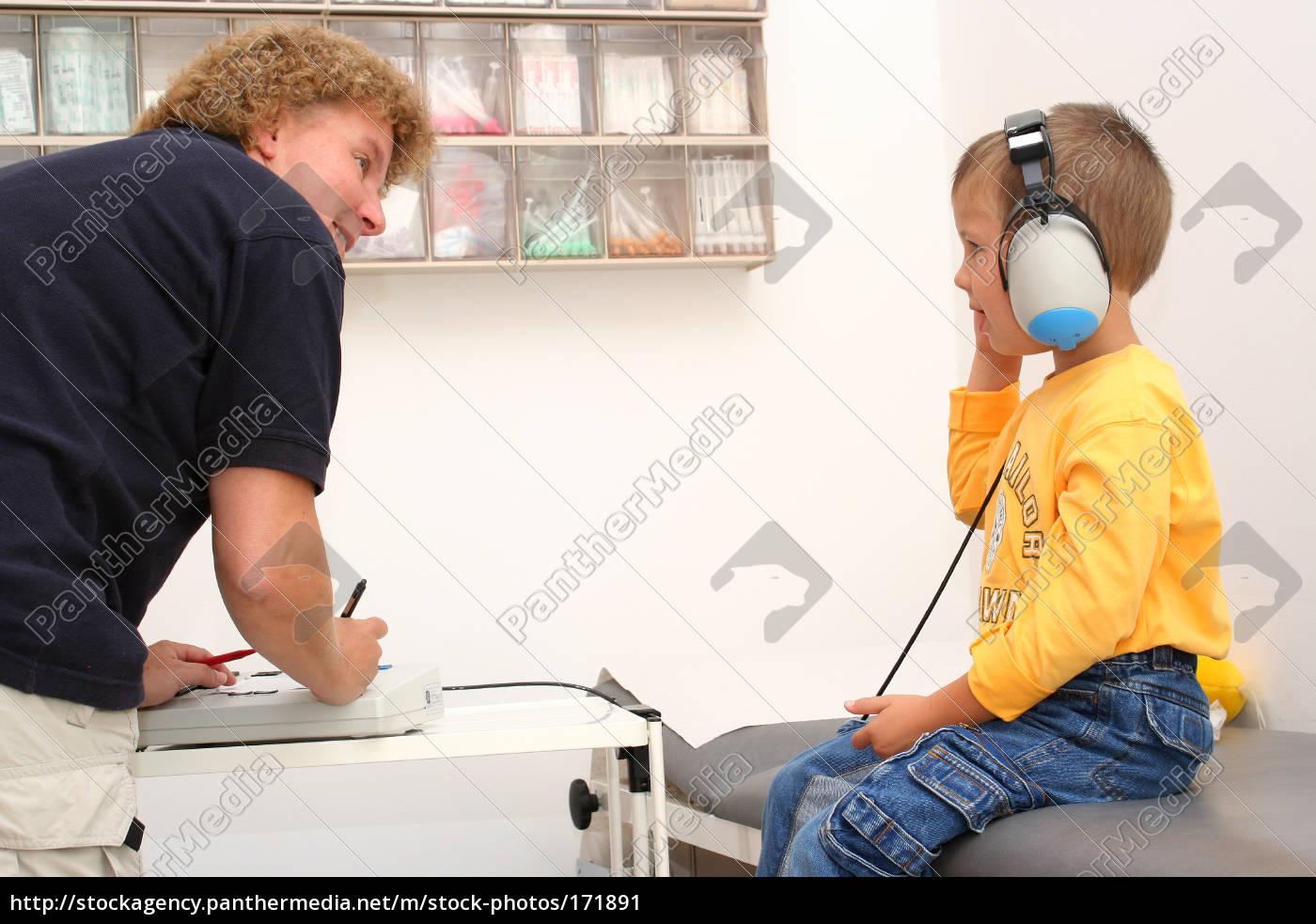 hearing, test - 171891