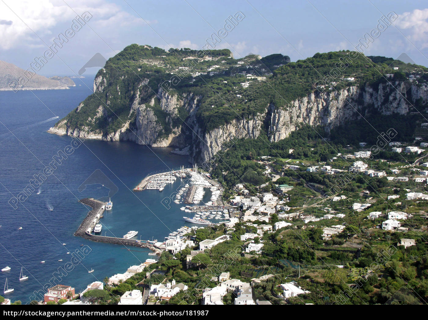 port, of, capri - 181987