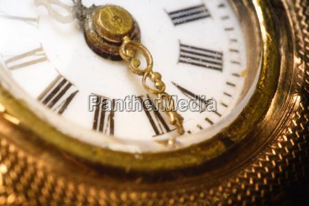 antique, clock, i - 190388