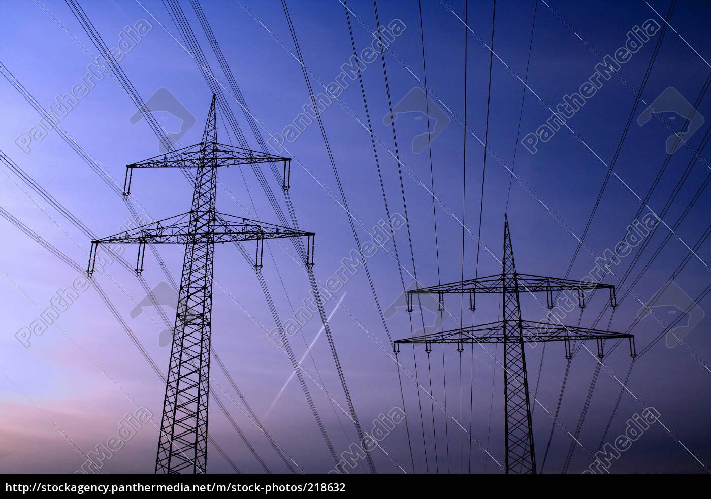 power, pole - 218632
