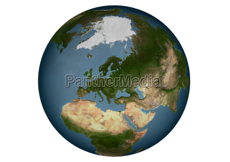 blue, marble, -, europe, without, clouds - 246194
