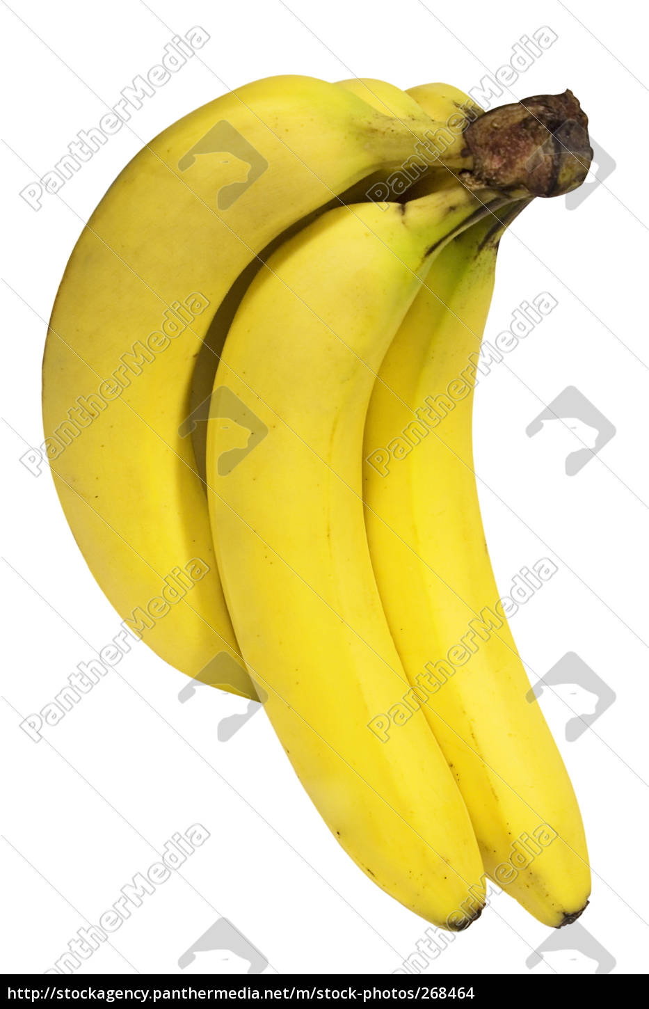 banana, with, clipping, path, ii - 268464