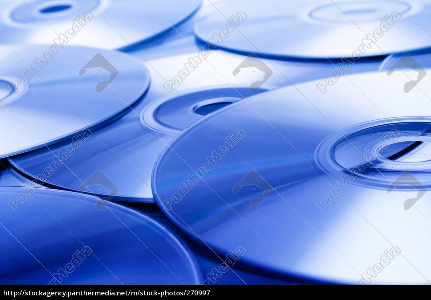 cd, texture, (blue) - 270997