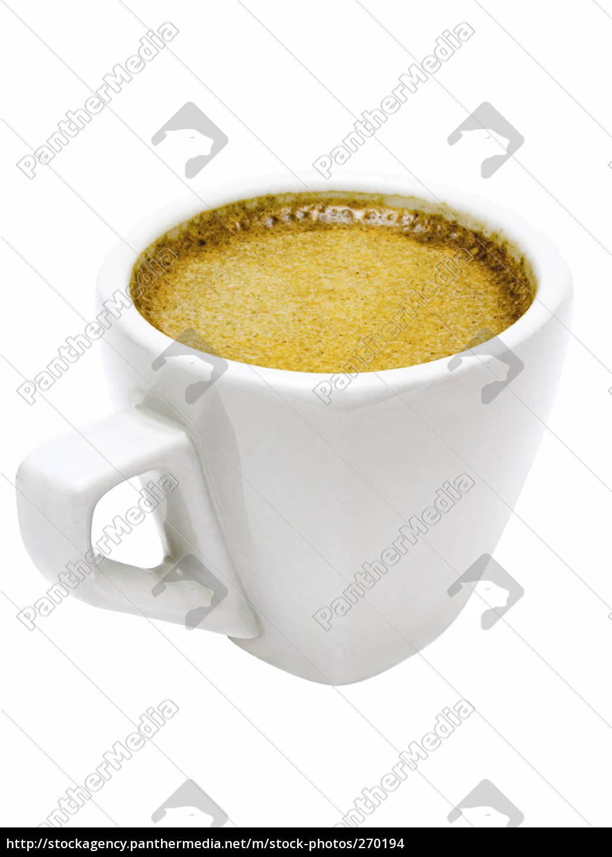 espresso, with, clipping, path - 270194