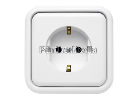 outlet, with, clipping, path - 270978