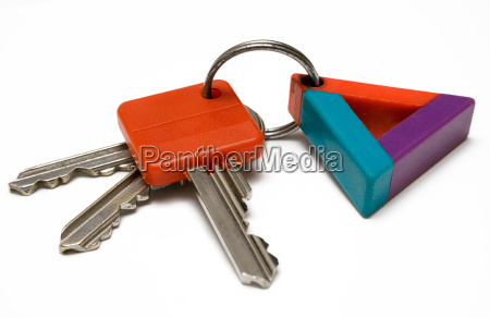 colorful, keychains - 271016