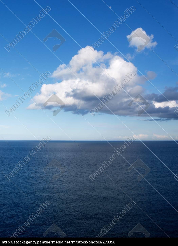 cloud, over, the, sea - 273358
