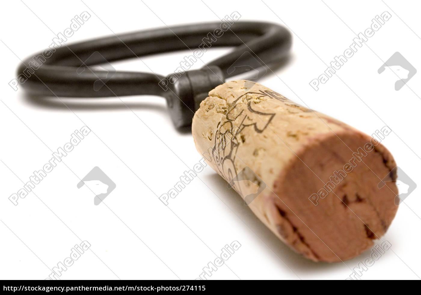 cork, with, corkscrew - 274115