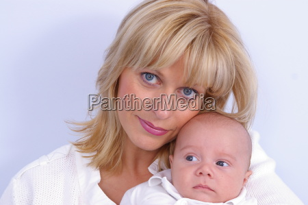 mother, with, child - 293973