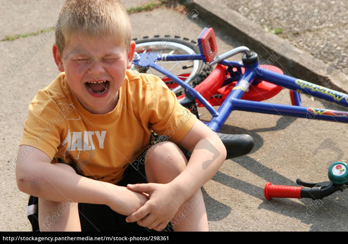 bicycle, crash - 298361