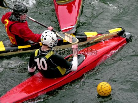 canoe, polo, ii - 309859