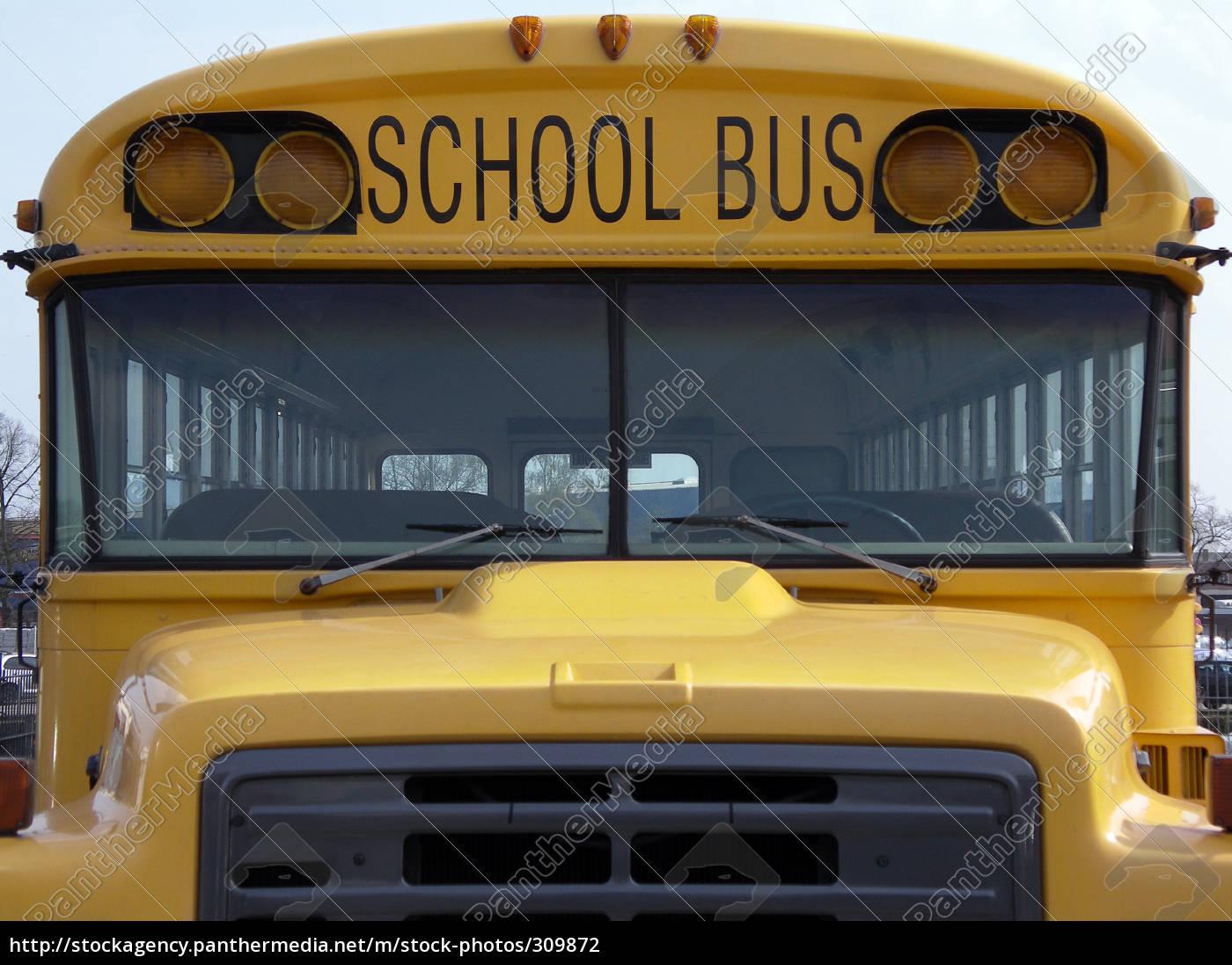 school, bus - 309872