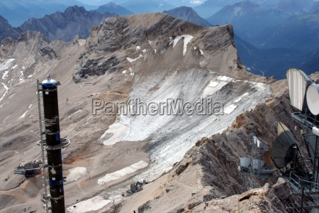 mountains antennae glacier snow mountain climate