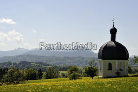 igreja bavaria alta baviera peregrinacao wallfahrtskirche