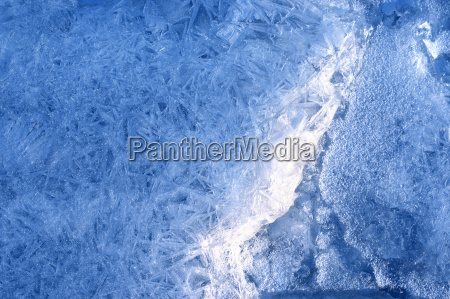 ice, structure - 2286483