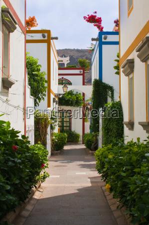 casa construcao casas romantico colorido espanha