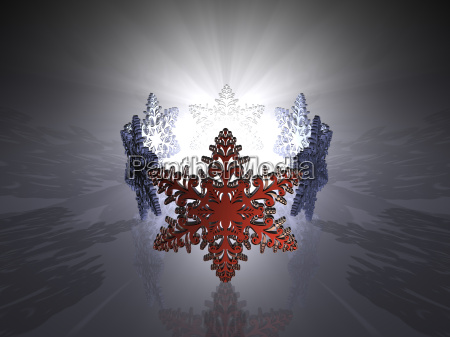 eiskristalle 3d