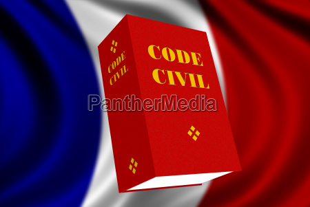 french civil code