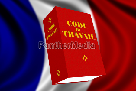 french labour code