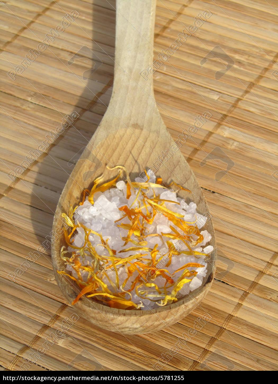 marigolds, -, bath, salt - 5781255