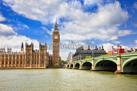 big ben e houses of parliamentlondres