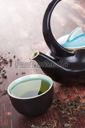 traditional green tea ceremony