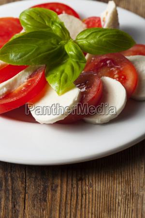 italienische insalada caprese
