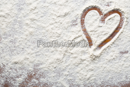 heart of flour