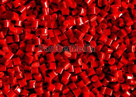 various plastic plastic granules