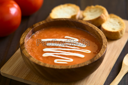 cream, of, tomato, soup - 19825515