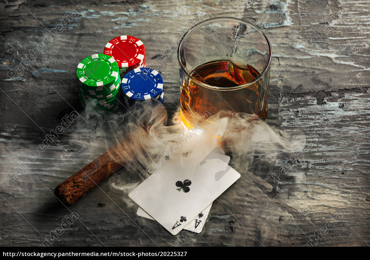 cigar, , chips, for, gamblings, , drink, and - 20225327