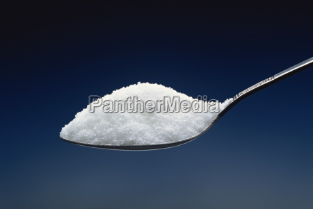 a spoonful of white sugar