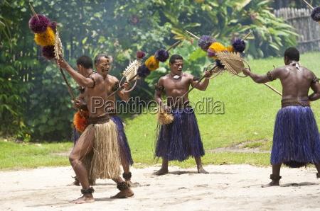 polynesian cultural center viti levu fiji