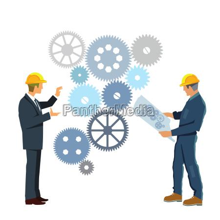 plan staffer clerks tool craftsman tradesman