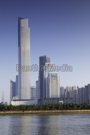 ctf finance centre worlds seventh tallest