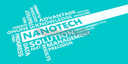 nanotech presentation background